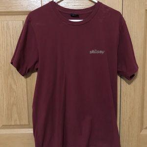 Study woodland camo shirt